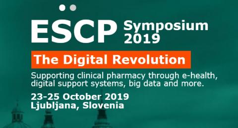 Sympózium ESCP 23.-25. október 2019