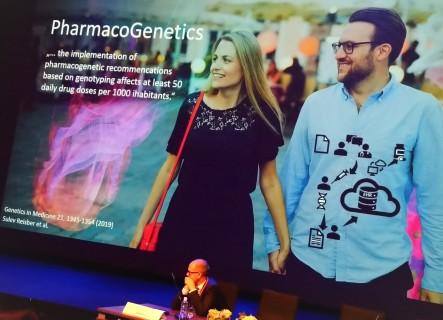 Farmakogetika na Európskom sympóziu klinickej farmácie v Ľubľani okt